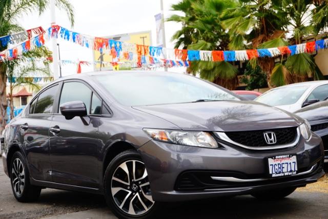 2014 Honda Civic EX WNavi